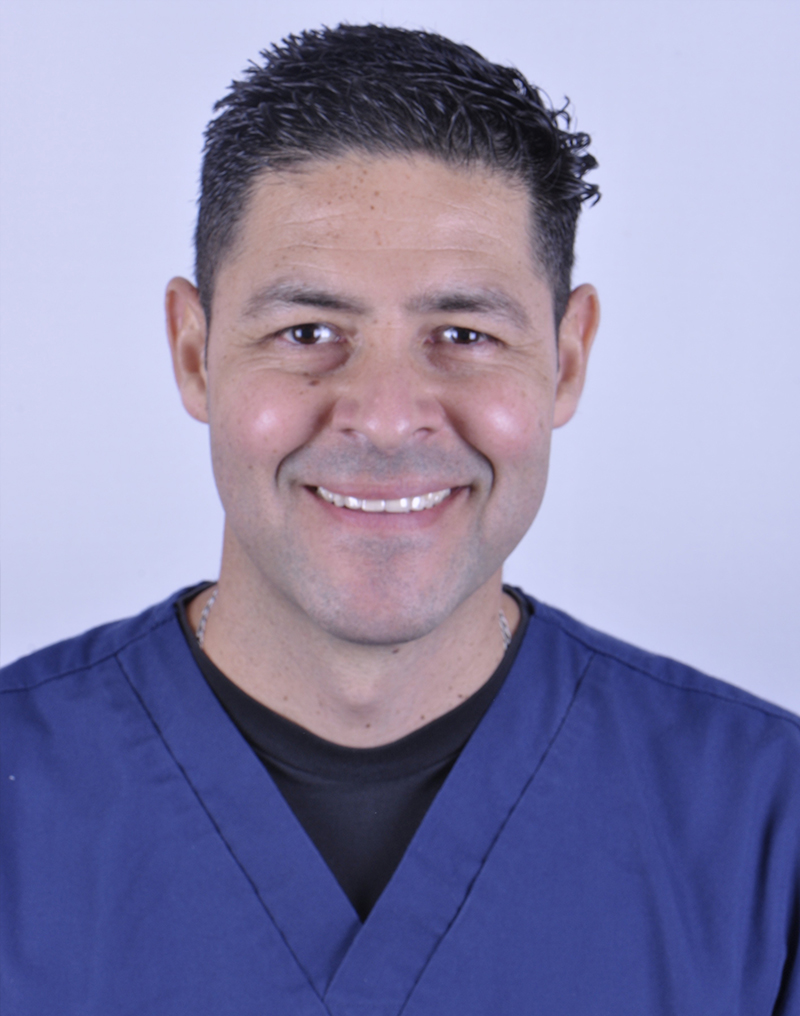 Luis Quiroz - Dental Assistant